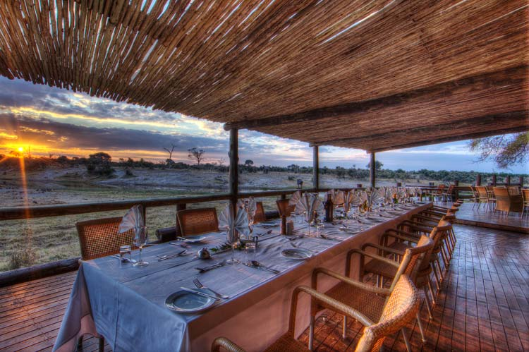Best Value: Savute Safari Lodge