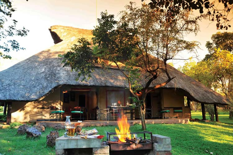 Family Friendly: Lokuthula Lodges