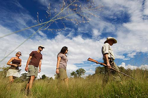 Guided Walks at Motswiri
