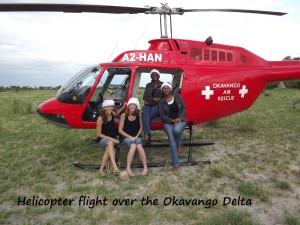Erica helicopter flip