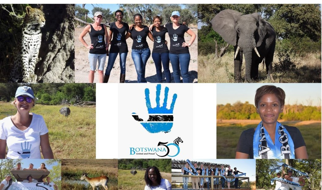 Botswana 50th collage for blog