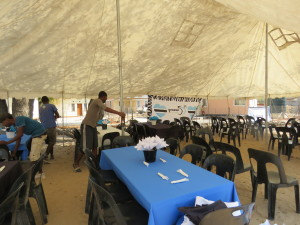 Botswana 50th Community Lunch for the Elderly