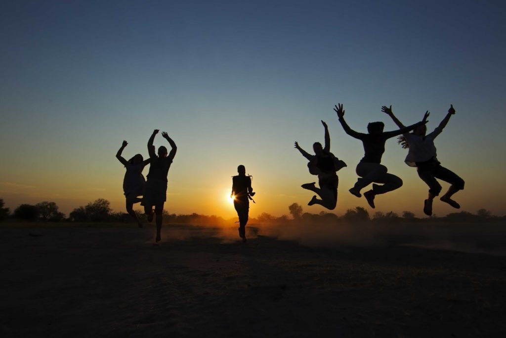 Safaris are Fun!!