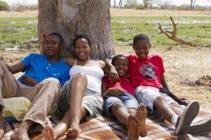Kagiso family safari