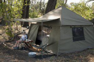 Camping Safari Specialists Botswana