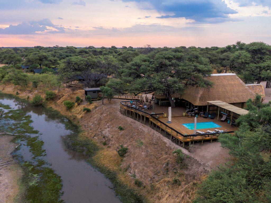 Mogothlo khwai mababe botswana safari specialists