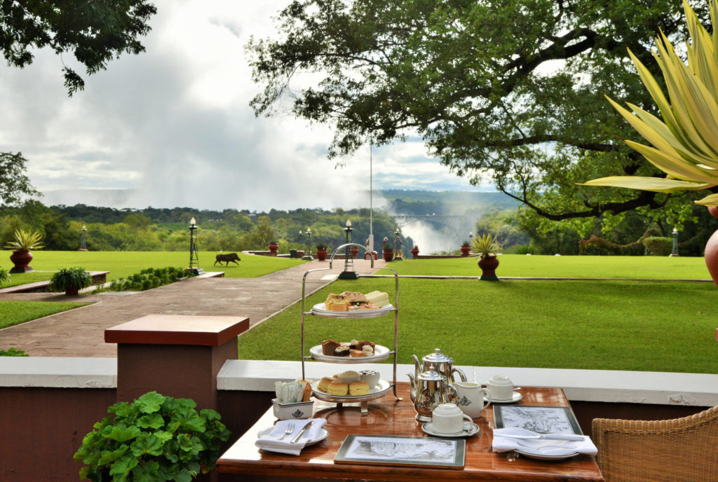 The Victoria Falls Hotel zIMBABWE safari specialists